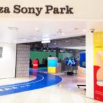 Ginza Sony Parkの「冬の運動会」へ