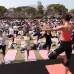 東京・大阪で人気ヨガイベント「Sakura Yoga 2019」開催