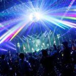1 万人規模の暗闇フィットネス音楽フェス「FEELCYCLE LIVE LUSTER 2019」開催