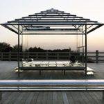 吉岡徳仁のガラスの茶室が国立新美術館で公開!