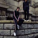 CINOH デザイナー 茅野誉之とコラボ!Onitsuka Tiger ブランド誕生70周年プロジェクト第一弾