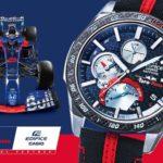 Scuderia Toro RossoとEDIFICEのコラボモデルが登場