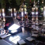 音と光とテクノロジーのサウンド・インスタレーション「ROOF TOP ORCHESTRA -音を奏でる庭園-」へ
