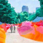 ミッドタウン・ガーデンが「デザインの森」に!大型デザインイベント「Tokyo Midtown DESIGN TOUCH 2019」開催