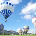 熱気球体験搭乗や美しい夜間係留を体験できる『空を見上げて』in 東京 2019 開催