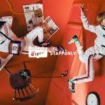 STAFFONLY デザイナー Shimo Zhou・Une Yeaとコラボ!ONITSUKA TIGER ブランド誕生70周年プロジェクト第四弾