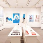 クリエイションギャラリーG8の「日本のアートディレクション展2019」へ