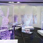ザ・ギンザ スペースの開館1周年記念「銀座の白い森」展 へ