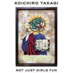"BOOKMARCで高木耕一郎 ""NOT JUST GIRLS FUN"" Art Exhibition 開催"