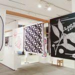 クリエイションギャラリーG8の「ふろしき百花店」へ