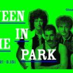 QUEENの曲をテーマにした遊び場「#013 QUEEN IN THE PARK ~クイーンと遊ぼう~」