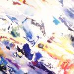 鍵岡リグレ アンヌの個展「Element」へ