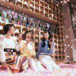 【延期】120万枚の花びらに埋もれるチルアウトバー「SAKURA CHILL BAR 2020 by 佐賀」開催
