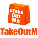 飲食店のテイクアウトメニューをSNSに拡散する飲⾷店⽀援ツール「#TakeOutMe」