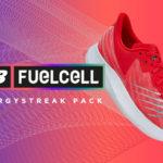 ニューバランス FuelCell TC/5280に限定色ENERGYSTREAK PACKが登場