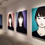 KYNEの個展「KYNE TOKYO 2」へ