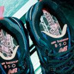 New Balance × STUDIO SEVEN x mita sneakersトリプルコラボ「ML850」登場