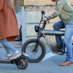 3WAY乗り電動バイクCOSWHEEL SMARTEV、2WAY乗り電動スクーターCOSWHEEL EV SCOOTER がリリース