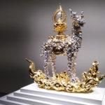 名和晃平の個展「Oracle」へ