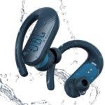 スポーツに最適なイヤーフックタイプ完全ワイヤレスイヤホン「JBL ENDURANCE PEAKⅡ」登場
