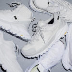 HOKA ONE ONE ホワイトとグレーでアレンジしたスペシャルカラーパッケージ「VARIANT WHITE PACK」登場
