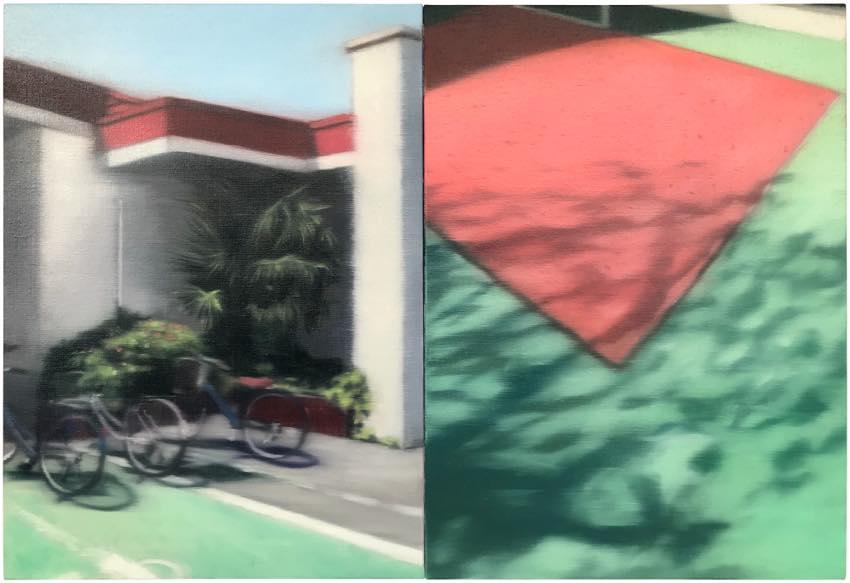 山口幸士の個展「日々」の画像